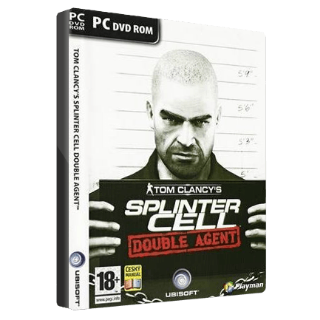 Tom Clancy's Splinter Cell: Double Agent Uplay Key GLOBAL