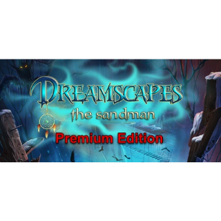Dreamscapes: The Sandman - Premium Edition Steam Key GLOBAL[INSTANT DELIVERY]