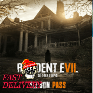 RESIDENT EVIL 7 biohazard / BIOHAZARD 7 resident evil - Season Pass Key Steam GLOBAL