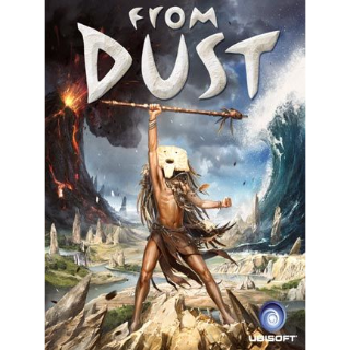 From Dust Uplay Key GLOBAL