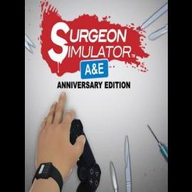 Surgeon Simulator Anniversary Edition Steam Key GLOBAL