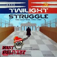 Twilight Struggle Steam Key GLOBAL