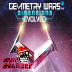 Geometry Wars 3 Dimensions Steam Key GLOBAL
