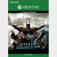 Batman: Arkham Collection (Xbox One) Xbox Live Key UNITED STATES