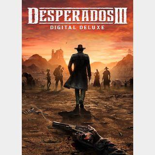 Desperados III Digital Deluxe