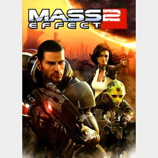 Mass Effect 2 (PC) Origin Key GLOBAL