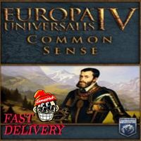 Europa Universalis IV: Common Sense Steam Key GLOBAL