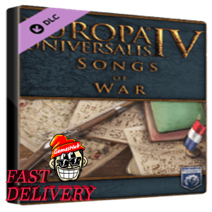 Europa Universalis IV: Songs of War Music Pack Key Steam GLOBAL