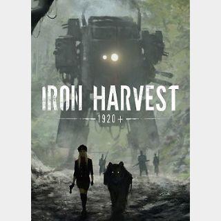Iron Harvest (PC) Steam Key GLOBAL