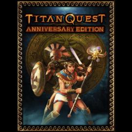 Titan Quest Anniversary Edition Steam Key GLOBAL