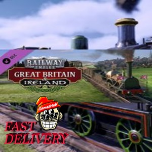 Railway Empire - Great Britain & Ireland Steam Key GLOBAL