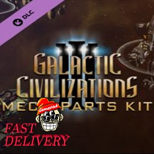 Galactic Civilizations III - Mech Parts Kit DLC Key Steam GLOBAL