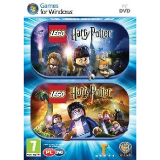 LEGO Harry Potter: Years 1-7 Steam Key GLOBAL
