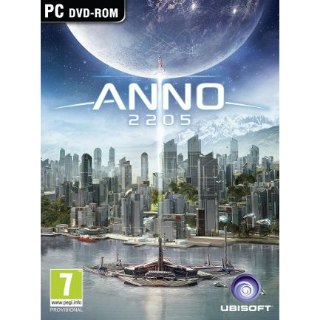 Anno 2205 Uplay Key GLOBAL