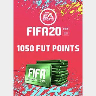 FIFA 20: 1050 FUT Points (PC) Origin Key GLOBAL