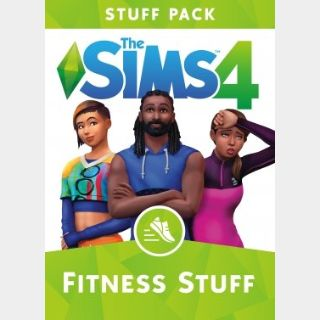 The Sims 4: Fitness Stuff (PC) Origin Key GLOBAL