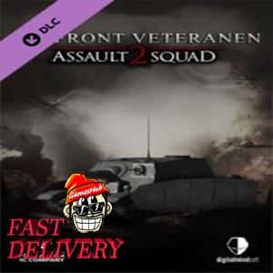 Men of War: Assault Squad 2 - Ostfront Veteranen Steam Key GLOBAL