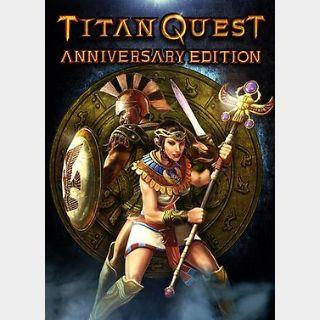 Titan Quest Anniversary Edition (PC) Steam Key GLOBAL
