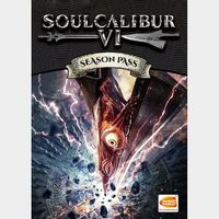 Soulcalibur VI Season Pass (DLC) Steam Key GLOBAL