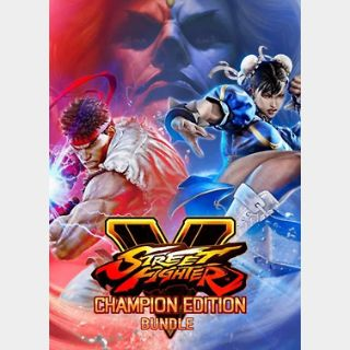 Street Fighter V - Champion Edition (PC) Steam Key GLOBAL