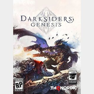 Darksiders Genesis (PC) Steam Key GLOBAL