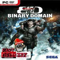 Binary Domain Steam Key GLOBAL