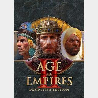 Age of Empires II: Definitive Edition Steam Key GLOBAL