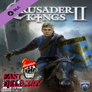 Crusader Kings II - Songs of the Holy Land Steam Key GLOBAL