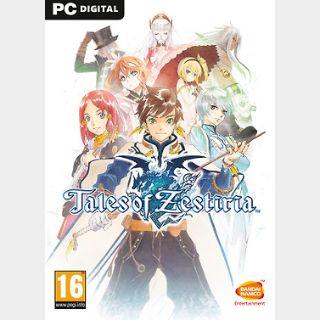 Tales of Zestiria (PC) Steam Key GLOBAL