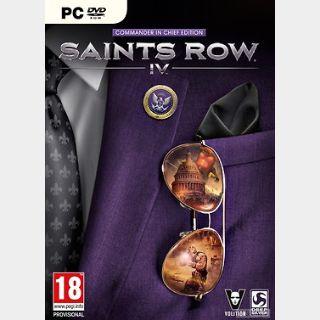 Saints Row IV: Commander in Chief
