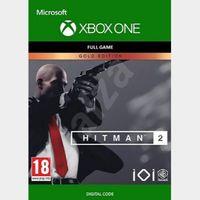 HITMAN 2 - Gold Edition (Xbox One) Xbox Live Key UNITED STATES