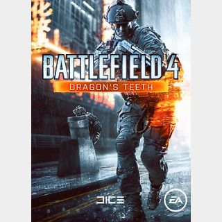 Battlefield 4: Dragon's Teeth (PC) Origin Key GLOBAL