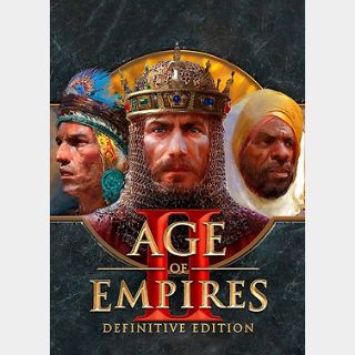 Age of Empires II: Definitive Edition (PC) Steam Key GLOBAL
