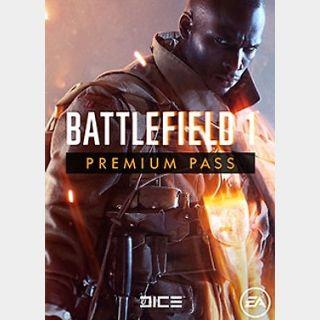 Battlefield 1 Premium Pass (PC) Origin Key GLOBAL