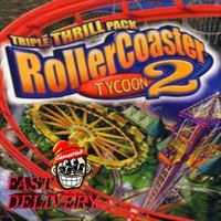 RollerCoaster Tycoon 2: Triple Thrill Pack Steam Key GLOBAL