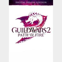 Guild Wars 2: Path of Fire (Digital Deluxe Edition) Official Website Key GLOBAL