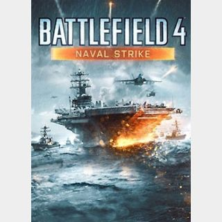 Battlefield 4: Naval Strike (PC) Origin Key GLOBAL