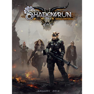 Shadowrun: Dragonfall - Director's Cut Key GOG.COM GLOBAL