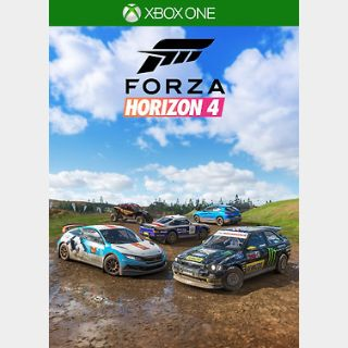Forza Horizon 4 Any Terrain Car Pack Xbox ONE