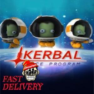 Kerbal Space Program [STEAM][REGION:GLOBAL][KEY/CODE]