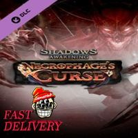 Shadows: Awakening - Necrophage's Curse Steam Key GLOBAL