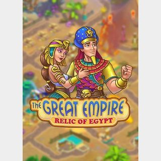 The Great Empire: Relic of Egypt (PC) Steam Key GLOBAL