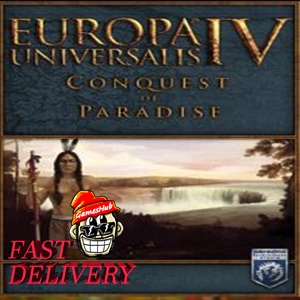 Europa Universalis IV: Conquest of Paradise Key Steam GLOBAL