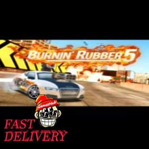 Burnin' Rubber 5 HD Steam Key GLOBAL