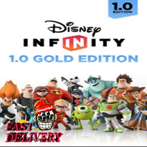 Disney Infinity 1.0: Gold Edition Steam Key PC GLOBAL