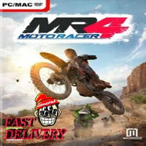 Moto Racer 4 Steam Key GLOBAL
