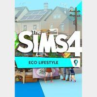 The Sims 4 Eco Lifestyle (DLC) Origin Key GLOBAL