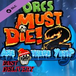 Orcs Must Die 2 - Are We There Yeti? Key Steam GLOBAL
