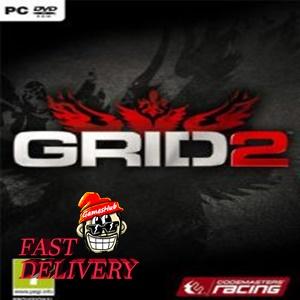 Grid 2 ✅[STEAM][CD KEY][REGION:GLOBAL][DIGITAL DELIVERY FAST AND SAFE]✅
