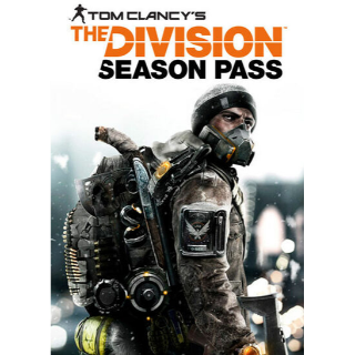 Tom Clancy's The Division - Season Pass (DLC) Uplay Key GLOBAL